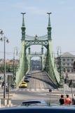 взгляд budapest панорамный стоковые фотографии rf