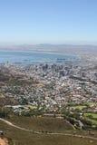 Взгляд Cape Town Стоковое фото RF
