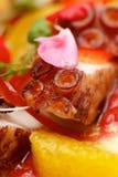 Взгляд ceviche осьминога Стоковые Фотографии RF