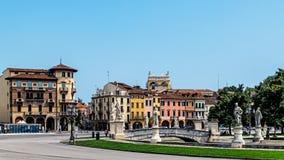 Взгляд della Valle Prato Стоковое фото RF