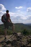 взгляд hiker s Стоковые Фото