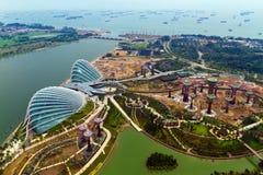 Взгляд Hongbao реки, Сингапур Стоковое фото RF
