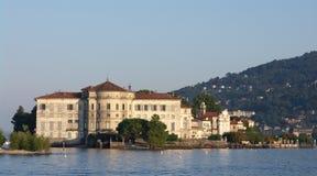взгляд isola bella стоковые фотографии rf