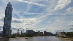 взгляд london панорамный стоковые фотографии rf