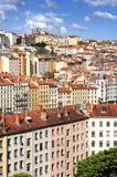 Взгляд Lyon, Франция Стоковые Фото