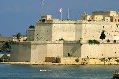 взгляд malta панорамный valletta la Стоковое Фото