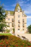 Взгляд Meursault, Франции стоковое изображение