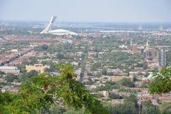 взгляд montreal Стоковое фото RF