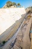 Взгляд oldtown Валлетты Стоковое Изображение RF