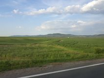 Взгляд Panoramatic Стоковое фото RF