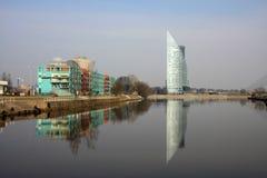 взгляд riga города Стоковое Изображение RF