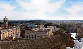 взгляд rome южный Стоковое Изображение RF