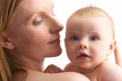 взгляд s младенца стоковые изображения