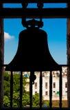 взгляд silohuette havana колокола Стоковые Фото