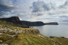 взгляд skye острова стоковые изображения rf