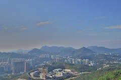взгляд TKO на Шани Sheung Yeung, hk стоковая фотография