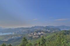 взгляд TKO на Шани Sheung Yeung, hk стоковые фото