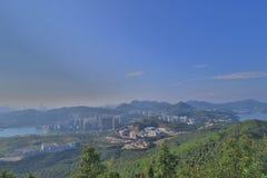 взгляд TKO на Шани Sheung Yeung, hk стоковые изображения