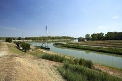 взгляд valentino turin реки piedmont po парка Стоковое Фото