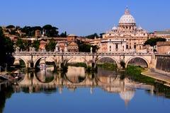 взгляд vatican Стоковое фото RF