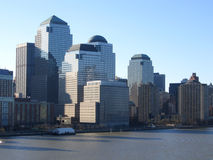 взгляд york генералитета manhattan города новый Стоковое Изображение RF