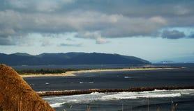 Взгляд Вашингтон прибрежный Стоковая Фотография RF