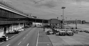 Взгляд авиапорта Changi в Сингапуре Стоковые Фото