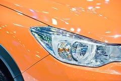 Взгляд автомобилей Стоковое Изображение RF
