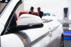 Взгляд автомобилей Стоковые Фото