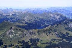 Взгляд ландшафта горы Стоковое фото RF