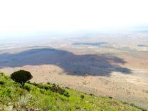 Взгляд ландшафта от холма Вильяма Стоковое Фото