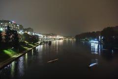 Взгляд ландшафта Турина Стоковая Фотография
