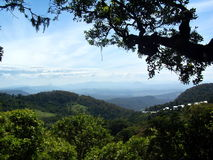 Взгляд ландшафта Стоковое Изображение