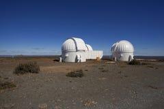 Взгляд астрономической обсерватории Стоковые Изображения
