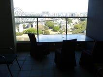 Взгляд балкона Стоковые Фото