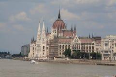 Взгляд Будапешта, год 2008 Стоковое Изображение RF