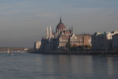 Взгляд Будапешта, год 2008 Стоковое фото RF