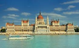 Парламент Будапешт Стоковое фото RF
