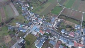 Взгляд воздуха Стоковое фото RF
