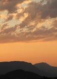 Взгляд восхода солнца Стоковое Фото