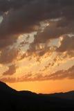Взгляд восхода солнца Стоковое фото RF