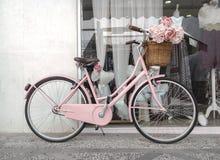 Взгляд влюбленности велосипеда Стоковое Фото