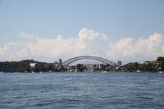 Взгляд гавани Сиднея Стоковая Фотография