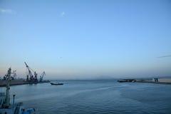 Взгляд гавани Стоковые Фото