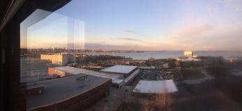 Взгляд гавани Стоковые Изображения