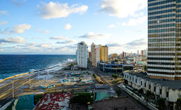Взгляд Гаваны, Кубы Стоковые Изображения RF