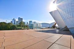 Взгляд горизонта Сиднея Стоковые Фото