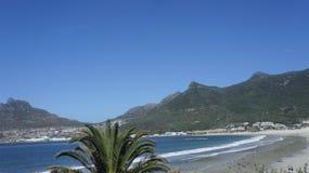 Взгляд города Кейптауна стоковые изображения rf