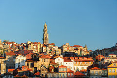 Взгляд города Порту, Португалия Стоковые Изображения RF