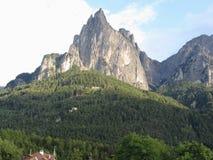 взгляд горы панорамный Стоковые Фото
